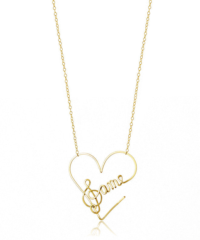 Same Love Necklace - Devin Krista Jewelry