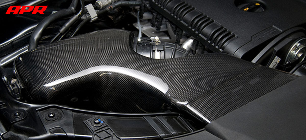 apr tuning APR Tuning B8 B8.5 Carbon Fiber Intake System CI100021 apr tuning dealer