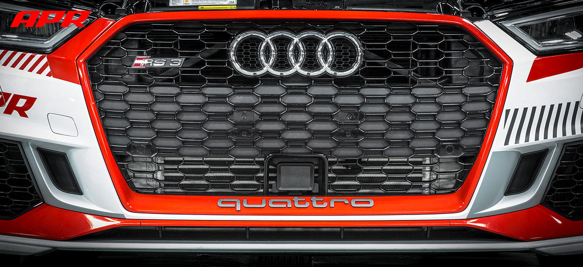 apr tuning RS3 Intercooler System IC100024 apr tuning dealer