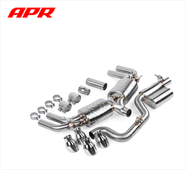 APR Tuning Catback Exhaust Systems
