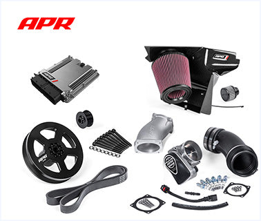 APR tuning packages audi tuning