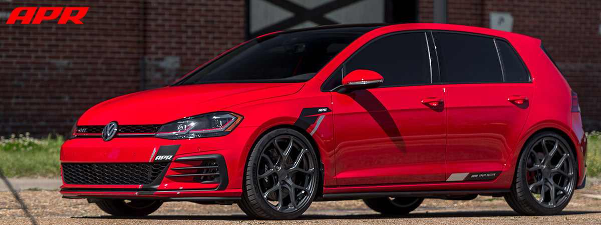 APR Tuning wheels dealer APR Tuning wheels VW GTI MK7