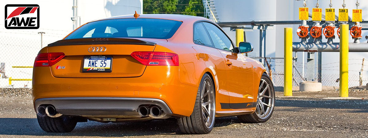 Audi Tuning - Tuning Packages, Performance Parts, and