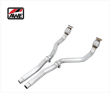 AWE Tuning Downpipe Exhaust Systems