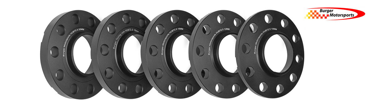 burger tuning wheel spacers burger tuning hubcentric spacers bmw spacers