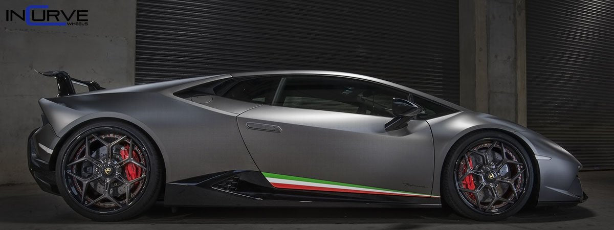 incurve wheels dealer incurve forged wheels incurve custom wheels incurve ifs6 wheels lamborghini huracan