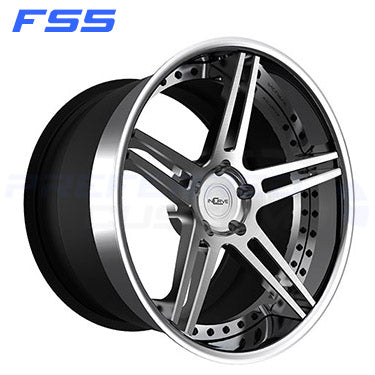 Incurve FS5 Wheels Incurve Wheels Dealer