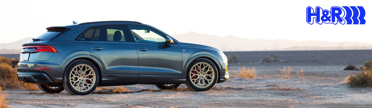 h&r springs dealer h&r springs audi q8