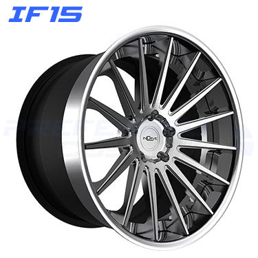 Incurve IF15 Wheels Incurve Wheels Dealer
