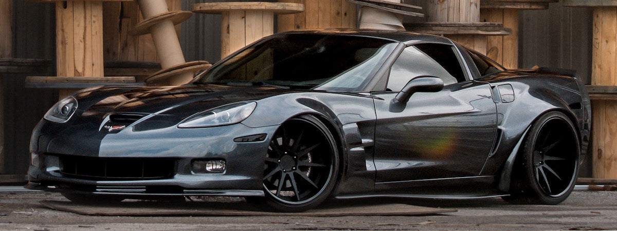 incurve wheels dealer incurve forged wheels incurve custom wheels incurve fs10 wheels corvette