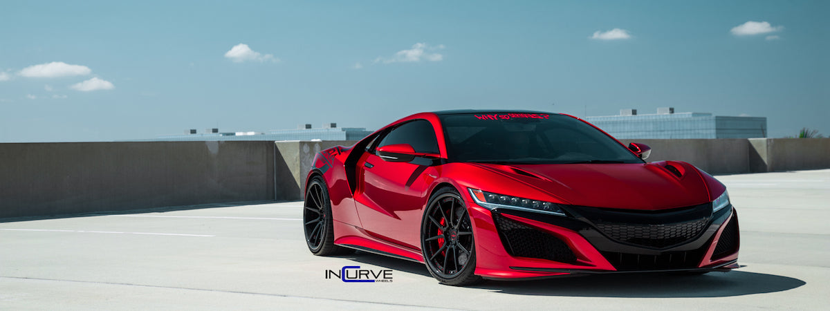 incurve wheels dealer incurve forged wheels incurve custom wheels incurve ifm10 wheels acura nsx