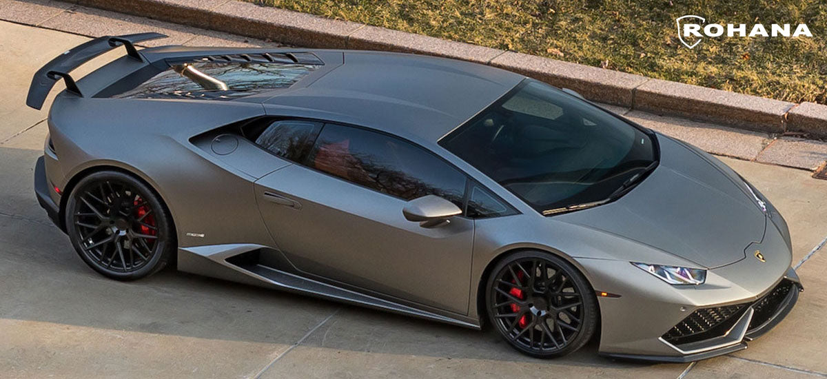 Authorized South Florida Lamborghini Custom Wheels Dealer Tuning Facility