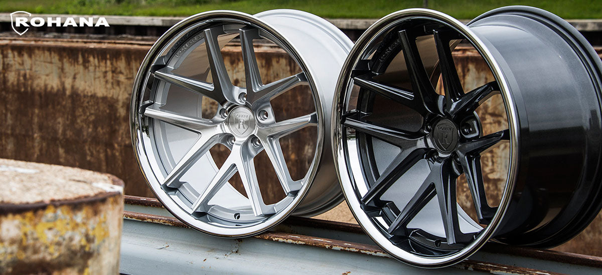 Rohana RC9 wheels Rohana wheels Rohana customs wheels Rohana concave wheels audi custom wheels bmw custom wheels vw custom wheels