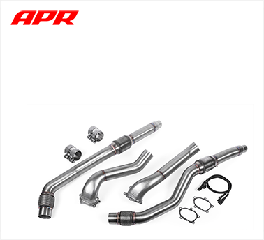 APR Tuning Downpipe Exhaust Systems