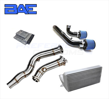 BAE tuning packages bmw tuning