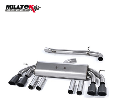 Milltek Tuning Catback Exhaust Systems