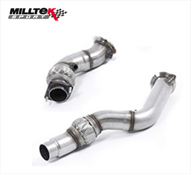 Milltek Sport Downpipe Exhaust Systems
