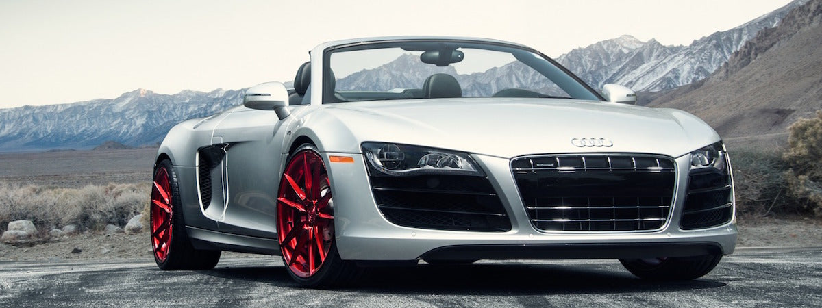 Rohana wheels dealer Rohana rf series wheels Rohana RF2 wheels Audi R8