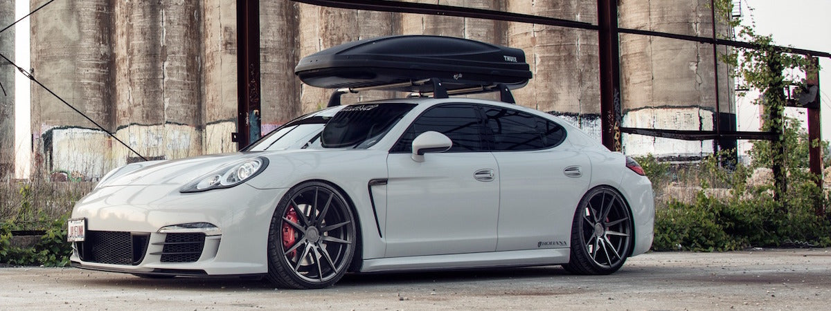 Rohana wheels dealer Rohana rf series wheels Rohana RF2 wheels Porsche Panamera