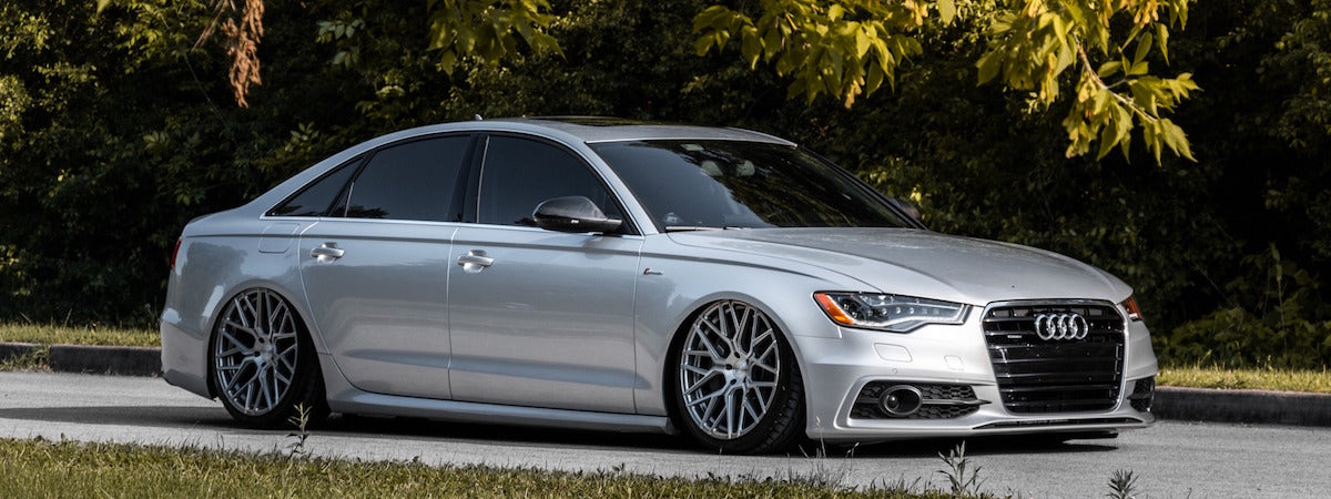 Rohana wheels dealer Rohana rf series wheels Rohana RFX10 wheels Audi A6
