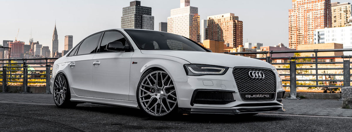 Rohana wheels dealer Rohana rf series wheels Rohana RFX10 wheels Audi S4