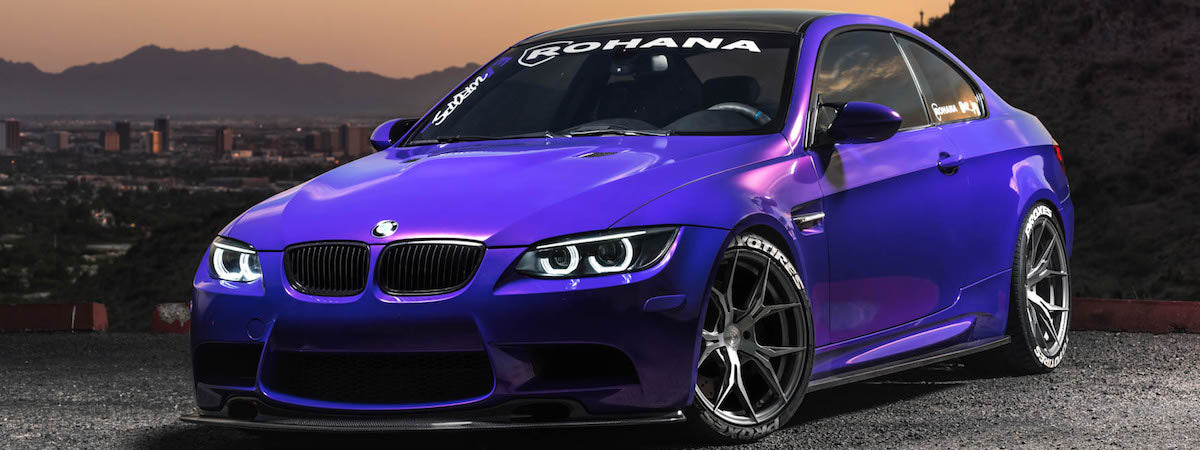 Rohana wheels dealer Rohana rf series wheels Rohana RFX5 wheels BMW M3