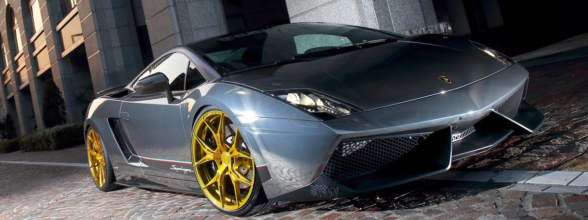 Rohana wheels dealer Rohana rf series wheels Rohana RFX5 wheels Lamborghini Gallardo
