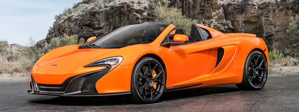 Rohana wheels dealer Rohana rf series wheels Rohana RFX5 wheels McLaren 650s