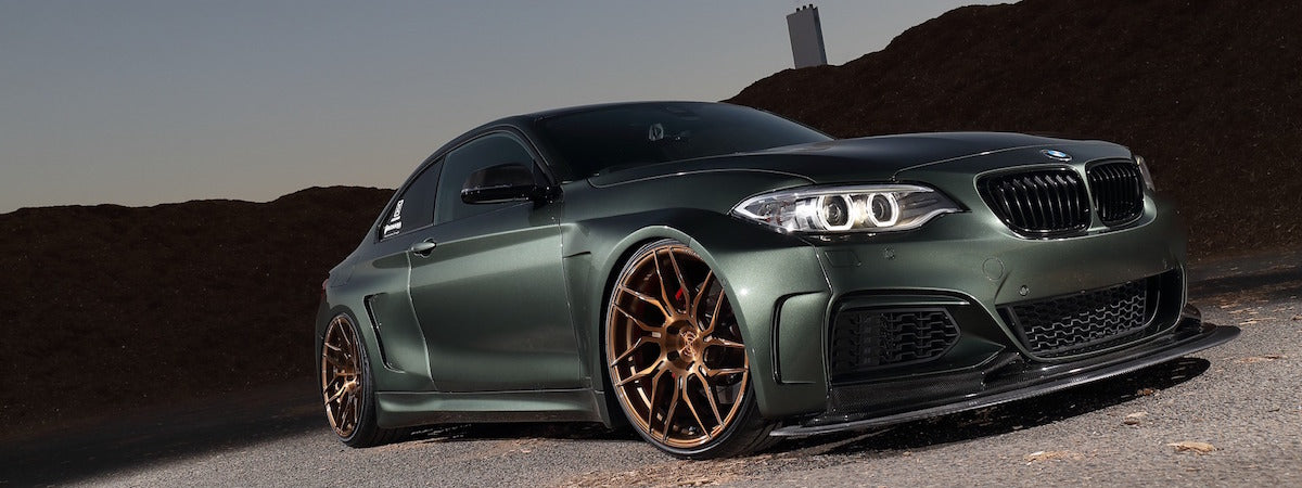Rohana wheels dealer Rohana rf series wheels Rohana RFX7 wheels BMW M235