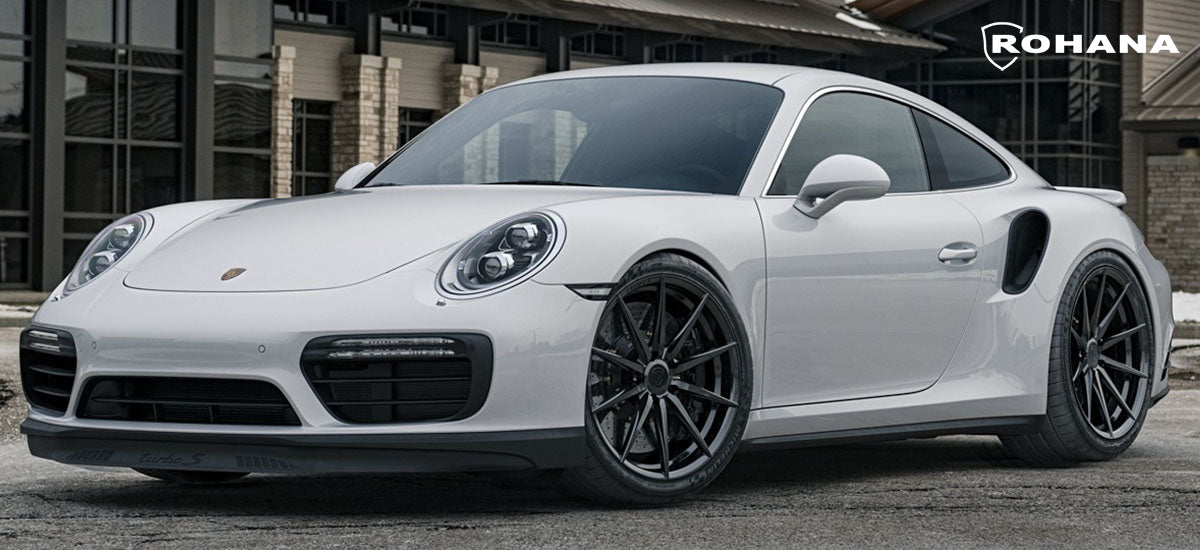 Authorized South Florida Porsche Custom Wheels Dealer Tuning Facility