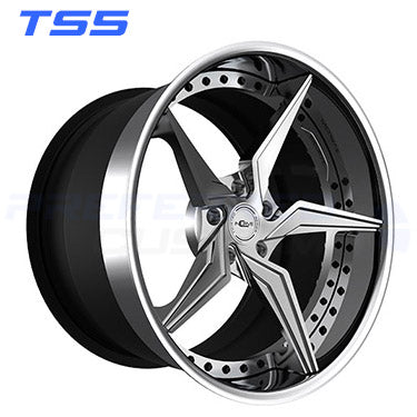 Incurve TS5 Wheels Incurve Wheels Dealer