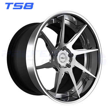 Incurve TS8 Wheels Incurve Wheels Dealer