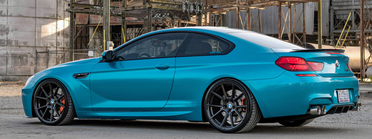 TSW wheels dealer TSW rf series wheels TSW Chrono wheels BMW M6