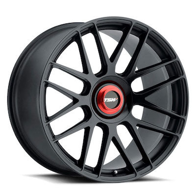 TSW wheels TSW Hockenheim-T wheels