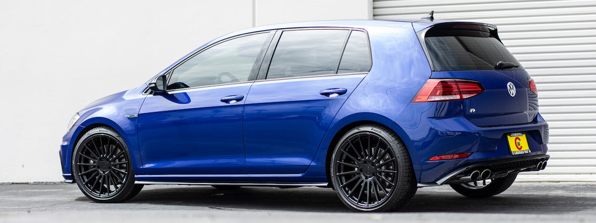 TSW wheels dealer TSW standard series wheels TSW Luco wheels VW Golf R