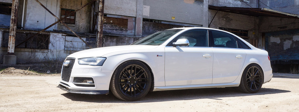 TSW wheels dealer TSW standard series wheels TSW Mosport wheels Audi S4