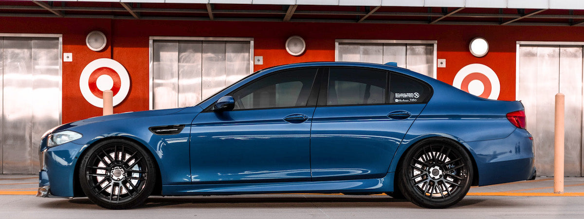 TSW wheels dealer TSW standard series wheels TSW Mosport wheels BMW M5