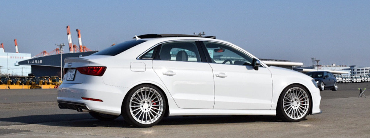 TSW wheels dealer TSW rf series wheels TSW Turbina wheels Audi S3