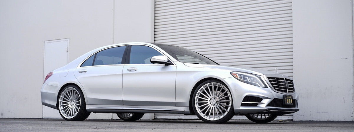 TSW wheels dealer TSW rf series wheels TSW Turbina wheels Benz S550