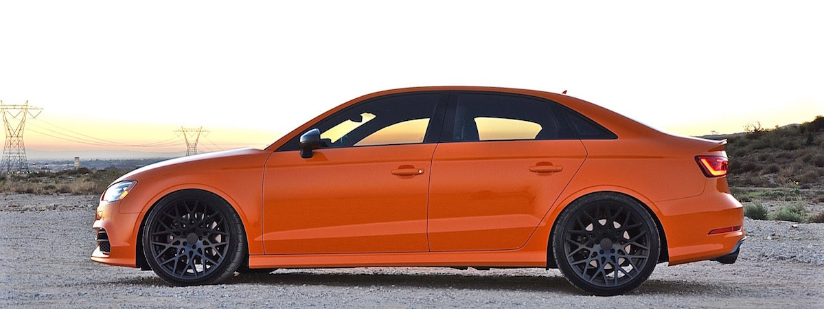 TSW wheels dealer TSW standard series wheels TSW Vale wheels Audi S3