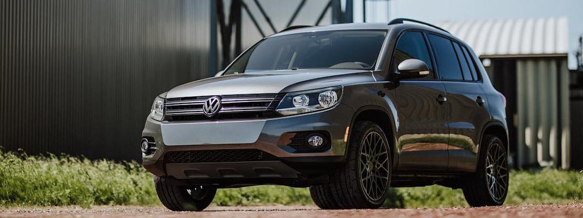 TSW wheels dealer TSW standard series wheels TSW Vale wheels VW Tiguan