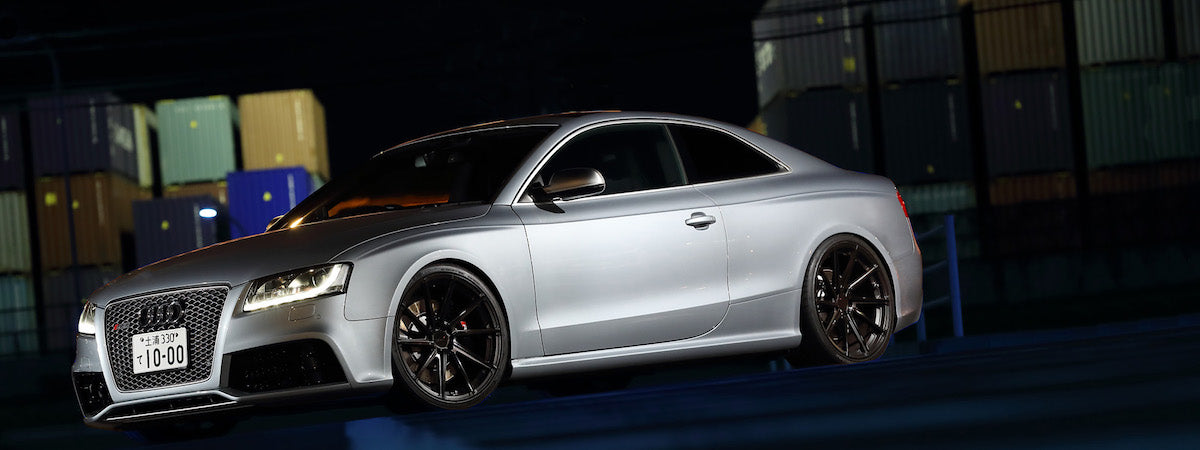 TSW wheels dealer TSW rf series wheels TSW Watkins wheels Audi RS5