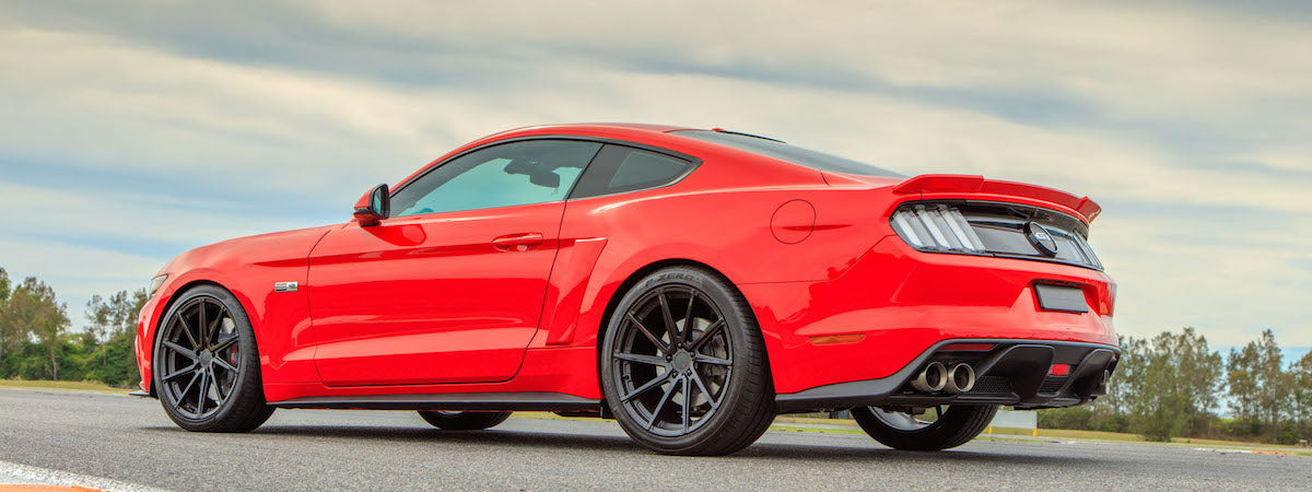 TSW wheels dealer TSW rf series wheels TSW Watkins wheels Ford Mustang GT