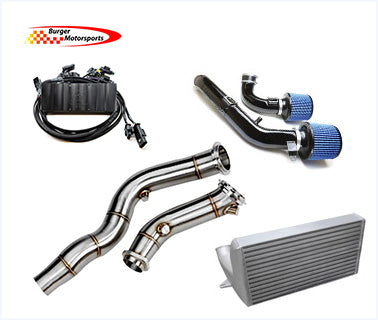 burger tuning bmw tuning jb4 tuners intake systems chargepipes intercooler systems
