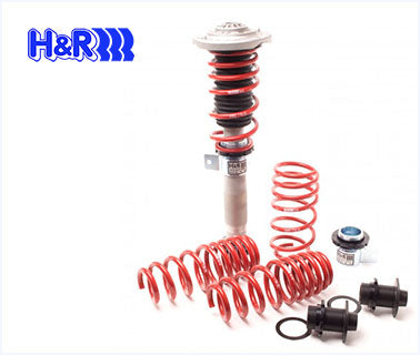 h&r springs suspension upgrades lowering springs coil over systems wheel spacers