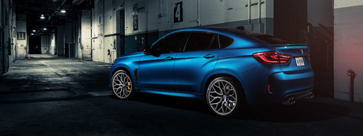 vossen wheels dealer vossen hybrid forged wheels vossen HF2 wheels BMW X6M