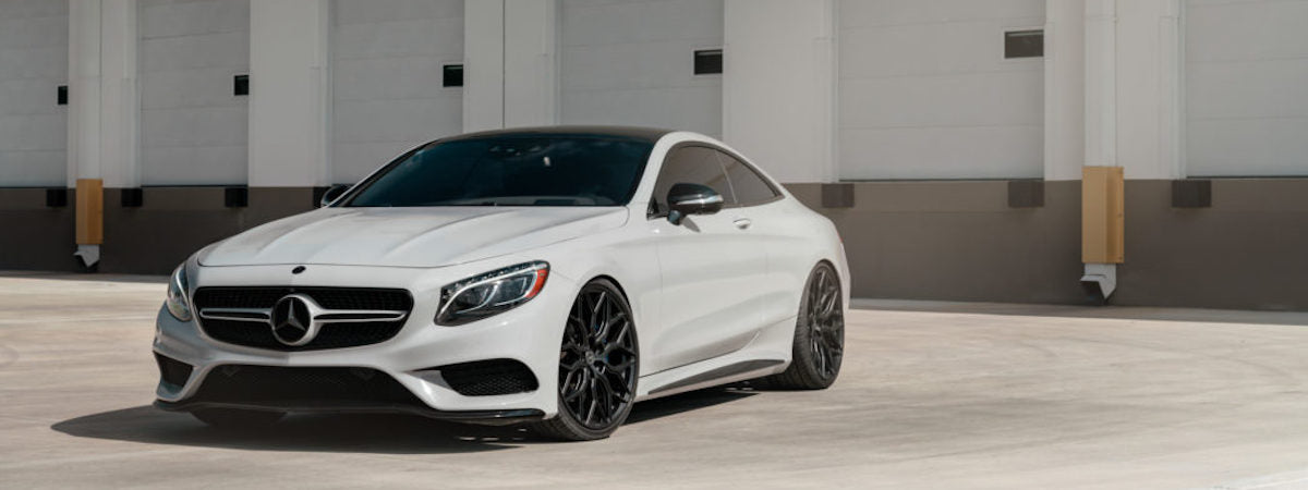 vossen wheels dealer vossen hybrid forged wheels vossen HF2 wheels Benz S63