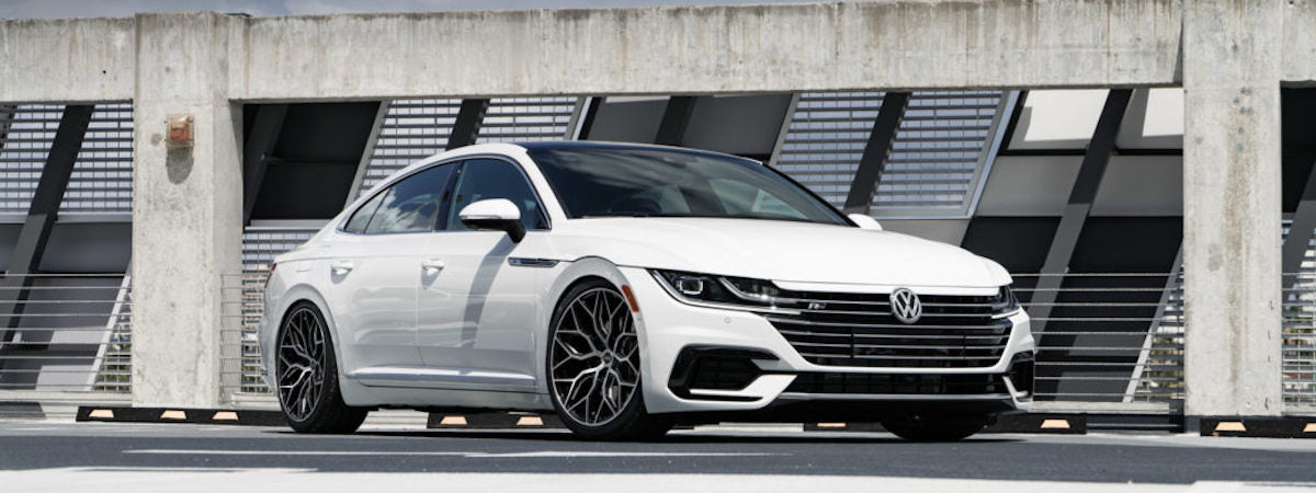 vossen wheels dealer vossen hybrid forged wheels vossen HF2 wheels VW Arteon