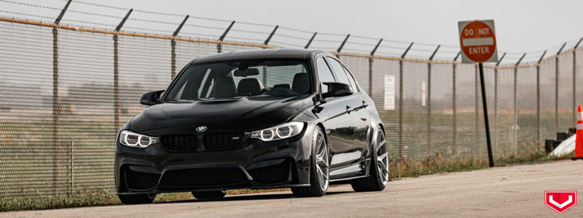 vossen wheels dealer vossen hybrid forged wheels vossen HF5 wheels BMW M3