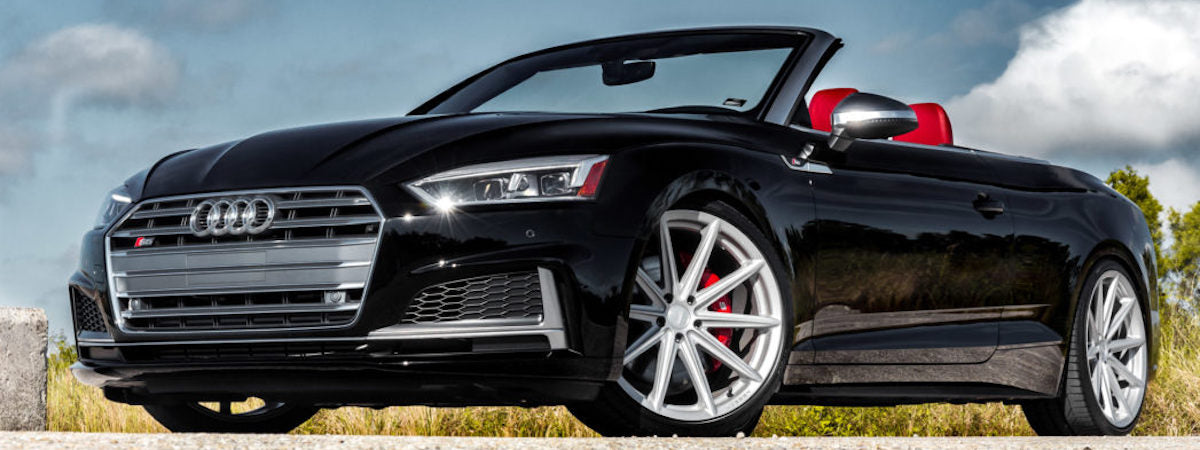 vossen wheels dealer vossen hybrid forged wheels vossen VFS10 wheels audi s5